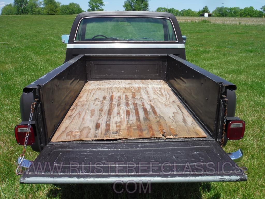 84 K10 stepside Silverado daek bronze 4x4 1984 Chevy